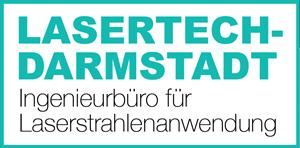 LASERTECH DARMSTADT Logo